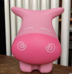 Lamp Cow