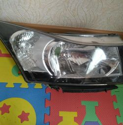 Headlight Chevrolet Cruze