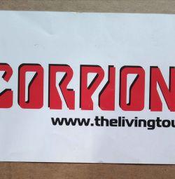 Флажок Scorpions