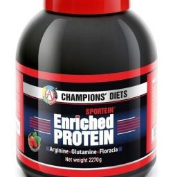 Protein Whey FitPROTEIN (2270 gr.) Strawberry