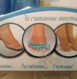 Массажeр для пальцев ног