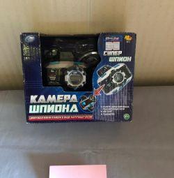 камера шпиона