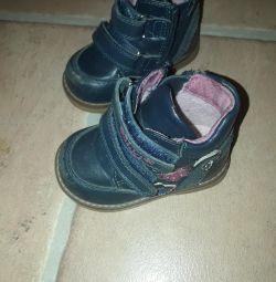 Μπότες ορθοπεδικοί 19