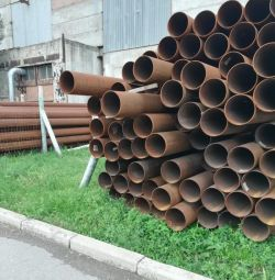 Pipes from stock 219 thickness st 9