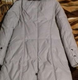 Down jacket) the condition is excellent) very warm р.46-48