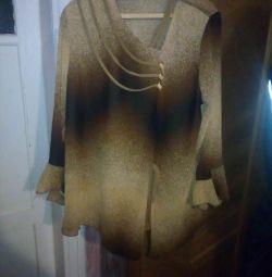 блузка річна