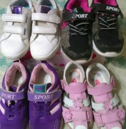 Обувь детская р29