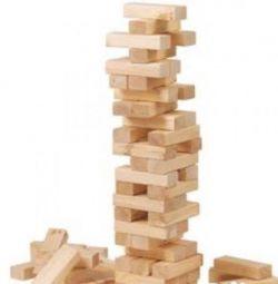 Επιτραπέζιο παιχνίδι Πύργος με αριθμούς