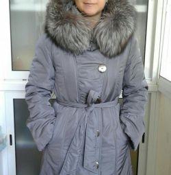 Χειμερινό παλτό στο μέγεθος της θάλασσας 46