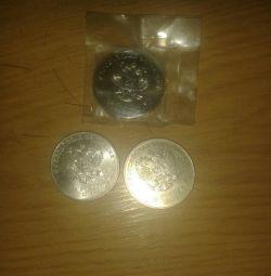 νομίσματα του Σότσι