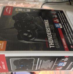 Gamepad SPEEDLINK Thunderstrike (SL-6515-BK)