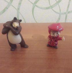 Μάσα και η αρκούδα