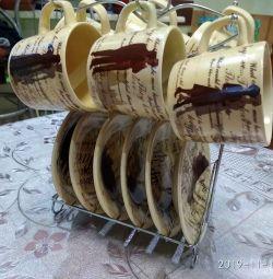 Νέο τσάι σε ένα περίπτερο