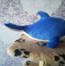 Dolphin - ένα απαλό παιχνίδι