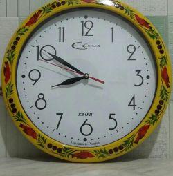 Wall clock CASCADE