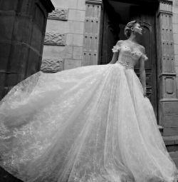 Свадебное платье в стиле бохо Galia Lahav Nora