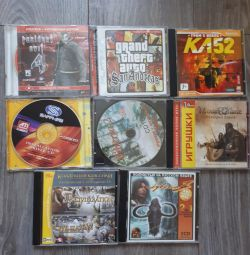 Computer games. Price for all