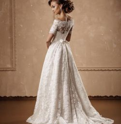 Wedding dress casta diva