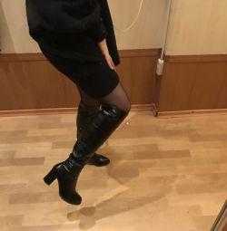 Μπότες αρχικό χειμώνα