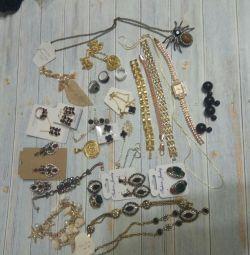 Ασημένια και πολυτελή κοσμήματα