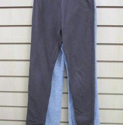 Pantaloni GAP KIDS veluru