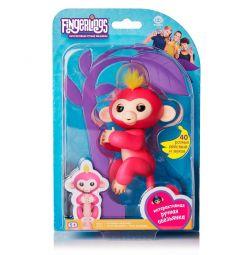 Διαδραστικός πίθηκος FINGERLINGS 3705A Bella