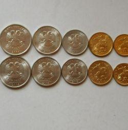 Seturi de monede din 2010 și 2013 SPMD