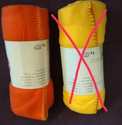 New Thin Blankets