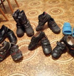 Ayakkabı paketi Bot, bot, ayakkabı, sandalet, kayrak
