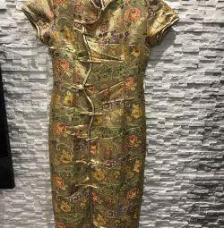 Κινέζικο στυλ φόρεμα
