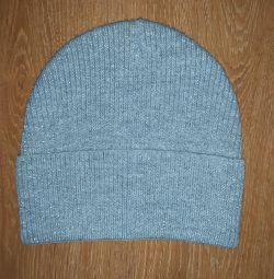 Yeni şapka.