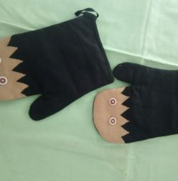 Γάντια για την κουζίνα