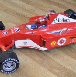 Machine Formula -1.