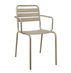 HM5006.03 METALLIC HIDDEN CHAIR CHAIR