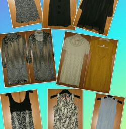 Φορέματα νέα και χρησιμοποιούνται 9 τύποι
