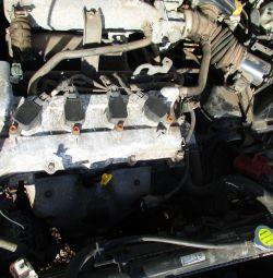 Motor 1,6 QG16DE Nissan Almera Klasik B10