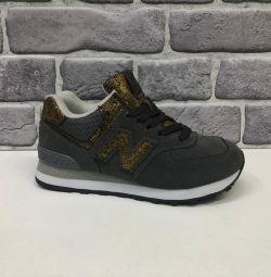 Yeni spor ayakkabı NEW BALANCE 38 size