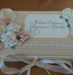 Wedding envelope (money envelope)