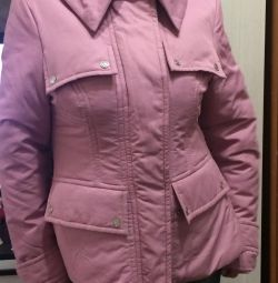 Two jackets insulated for girls