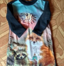 Very stylish dress.