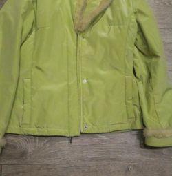 Куртка демісезонна, 44 розмір.