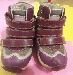 Μπότες Ορθοδοντικός. Χειμώνας