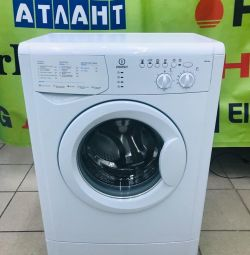 Washing Machine Indesit Wisl 103