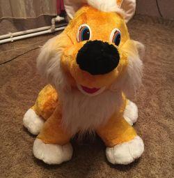 Soft toy fox
