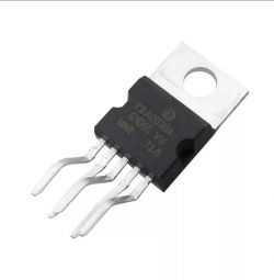 Одноканальный HI-FI усилитель мощности TDA2030A