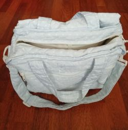 I sell a multifunctional bag for mummies