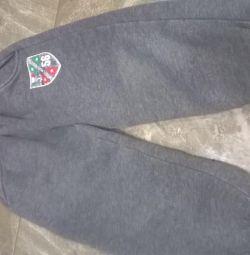 pants with bachekka