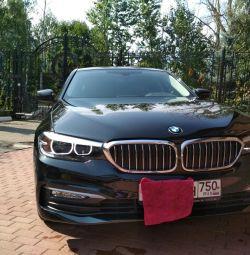 Seria BMW 5, 2017