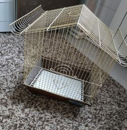 Cușcă pentru parrot