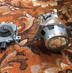 Xenon ignition unit. Acura, Honda